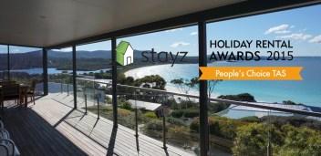 Winner Peoples Choice Tasmania 2015