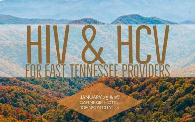HIV and HCV for East Tennessee Providers (Johnson City)