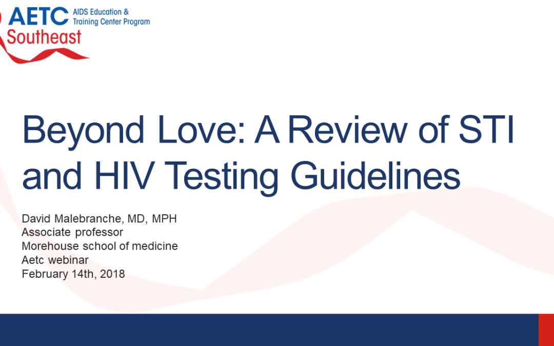 discuss the relationship between stis and hiv aids