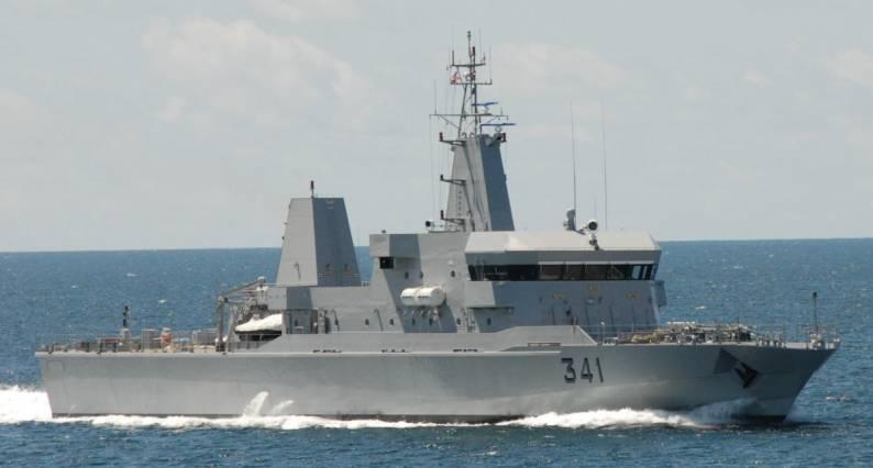 OPV 70 Bir Anzaran class offshore patrol vessel opv moroccan navy raidco marine lorient