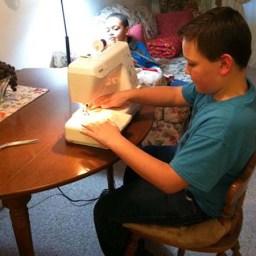 Kids Korner Sewing 4