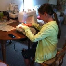 Kids Korner Sewing