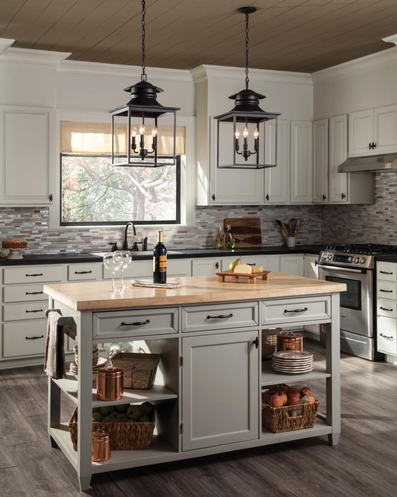 Lantern Pendant Light Kitchen