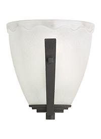 41640-839,One Light Wall / Bath Sconce,Blacksmith