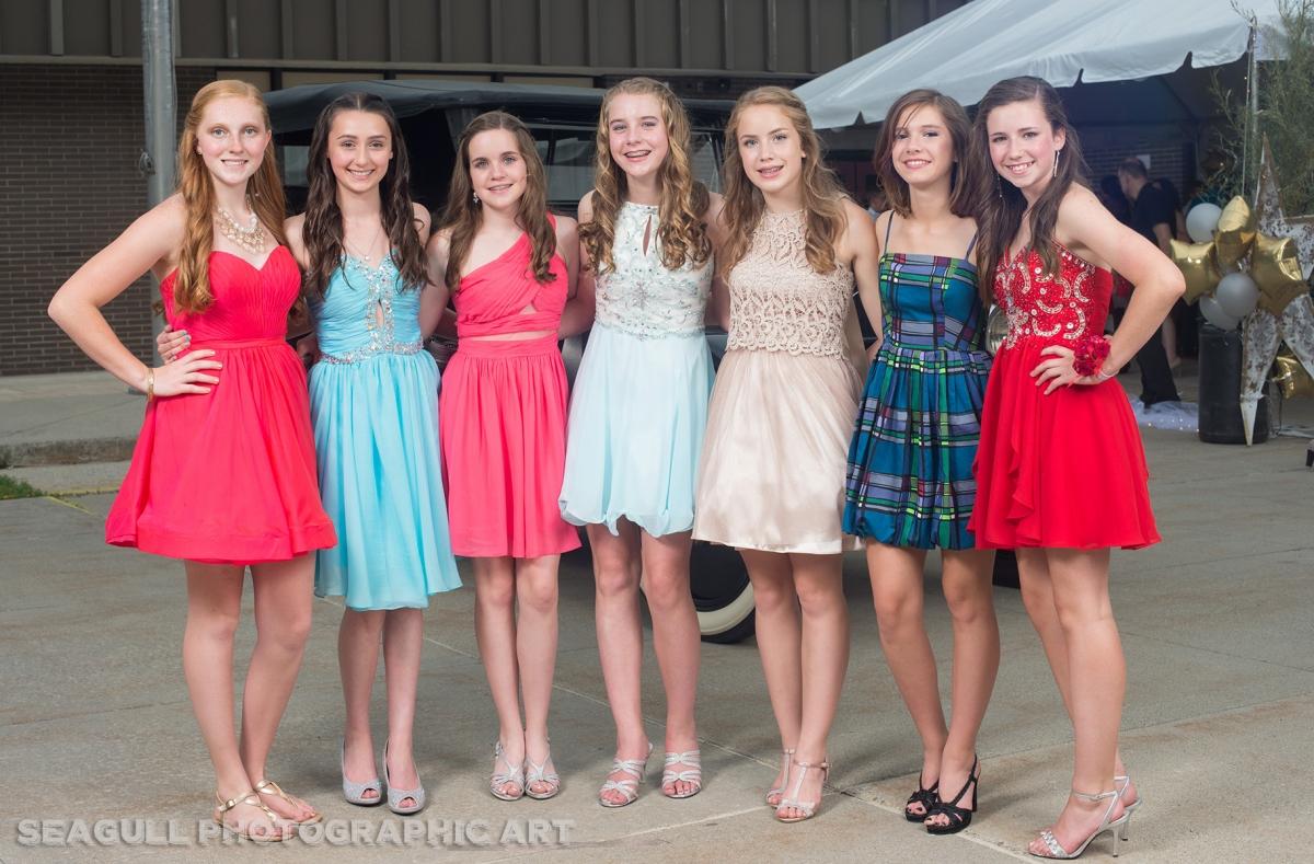 High School Barefoot Prom
