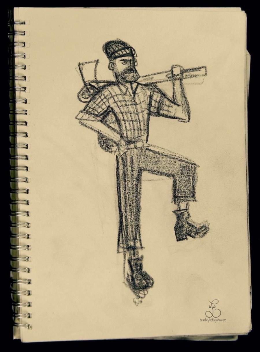 28 woodsman