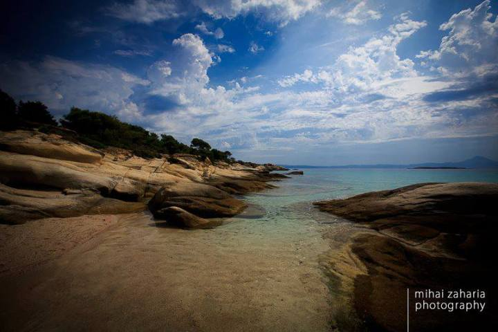 Mirsini Beach @ Diaporos island.