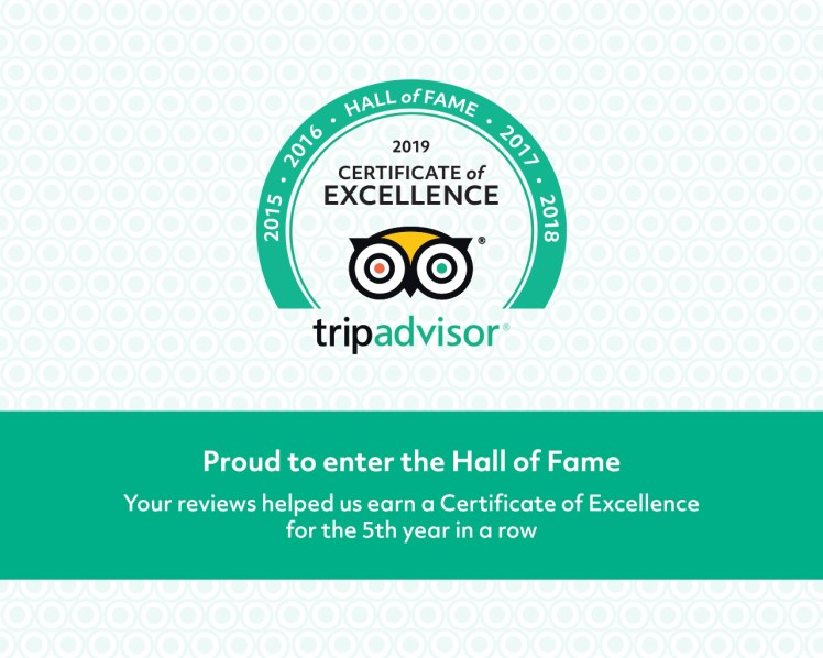 Sea Kayak Halkidiki at the TripAdvisor Hall of Fame