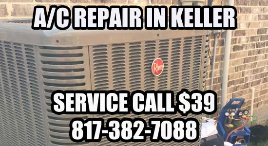 Air Conditioning Repair And Services In Keller 817 382 7088