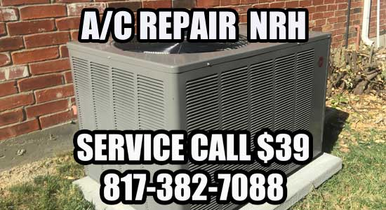 AC Repair North Richland Hills