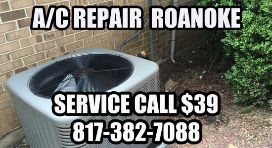 AC Repair Roanoke, TX