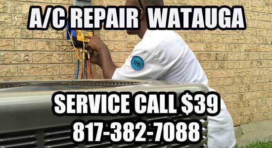Watauga Air Conditioning repair