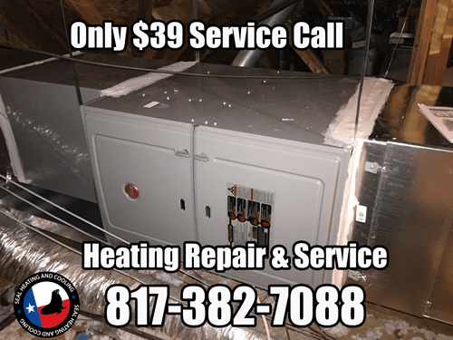 Heater Repair Keller