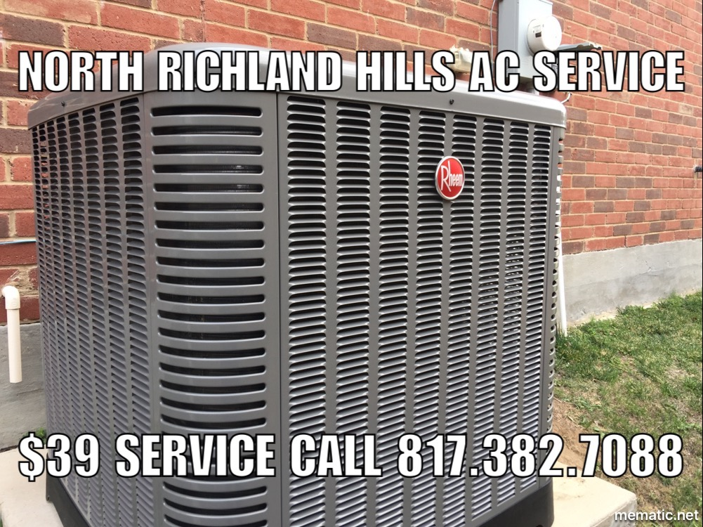 North Richland Air Conditioning Repair
