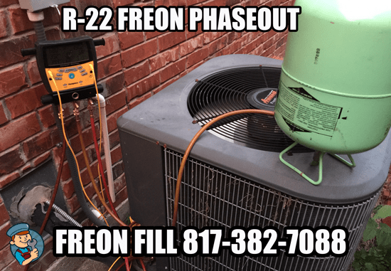 R22 Freon Phase out