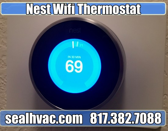 Wifi Thermostats
