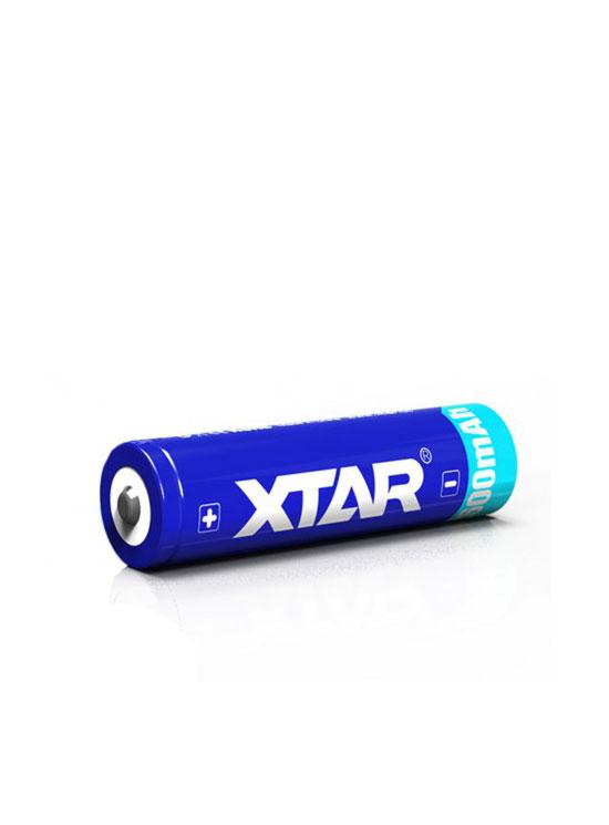 XTAR underwater light battery