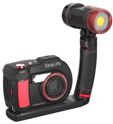 Sea Dragon 2500 camera equipment light
