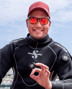 tobias friedrich underwater diving photographer