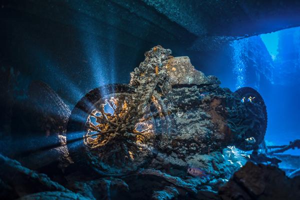 DC2000 Underwater Camera how-to with Tobias Friedrich