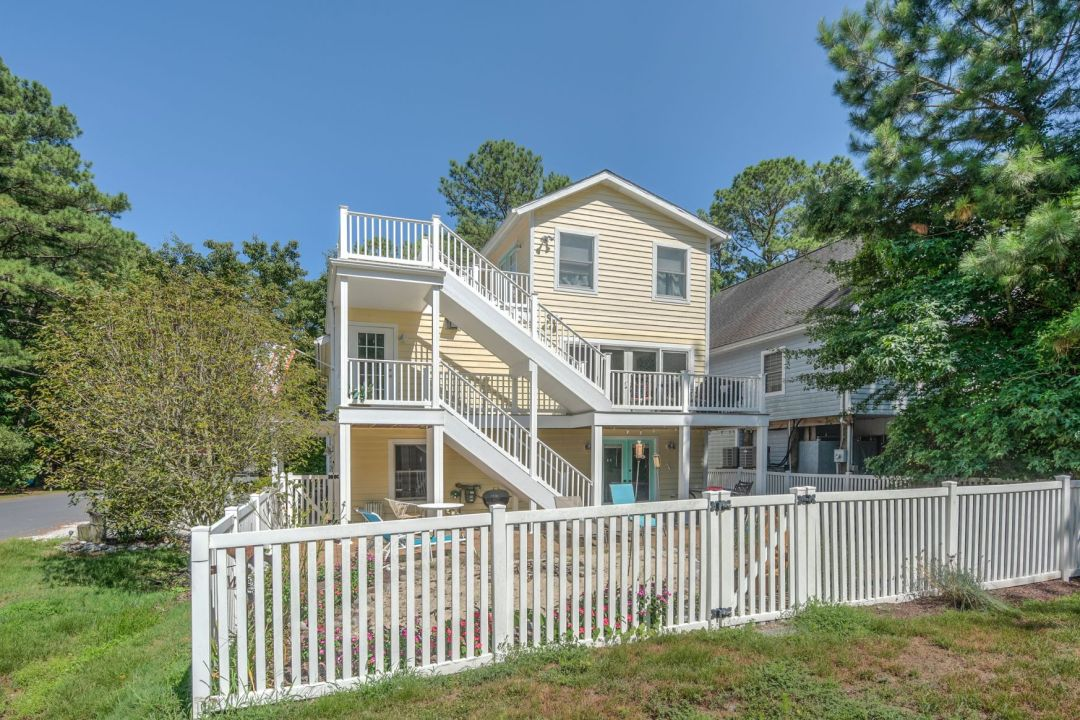 Deck Addition in Canal Drive, Millsboro DE - Street View