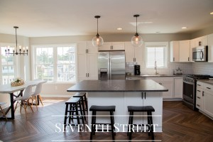 Kitchen Remodel Seventh Street by Sea Light Design-Build