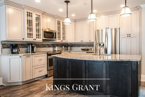 Kitchens Gallery Kitchen Remodel Kings Grant by Sea Light Design-Build