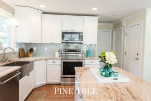 Kitchens Gallery Kitchen Remodel Pine Tree by Sea Light Design-Build