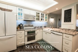 Kitchens Gallery Kitchen Remodel Sea Colony by Sea Light Design-Build