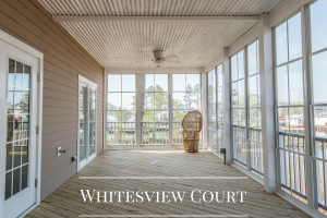 Whitesview Court Sunrooms Gallery by Sea Light Design-Build