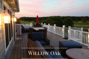 Willow Oak Decks Gallery by Sea Light Design-Build