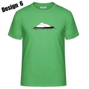 Seal Theme T-Shirt 6
