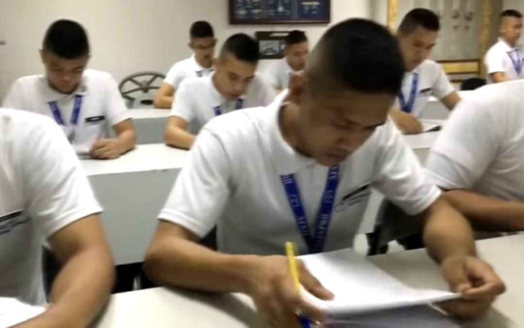 Cadet's Guide in Entering a Cadetship Training Program