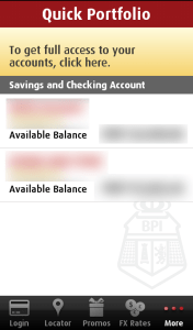 See how much allotment you receive using BPI EO