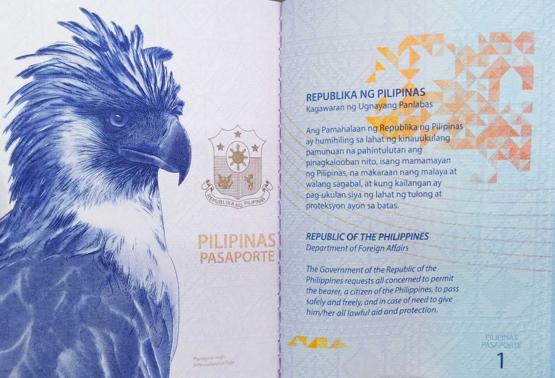 The new OFW Passport 2018