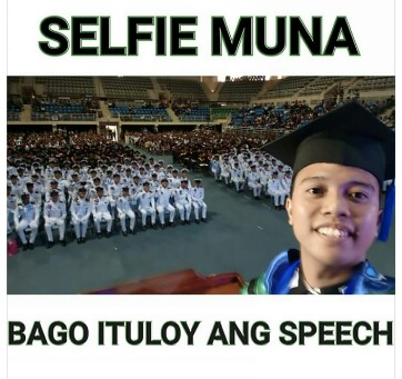 An Inspiring and Timely Message from a Summa Cum Laude Graduate of BS Marine Transportation