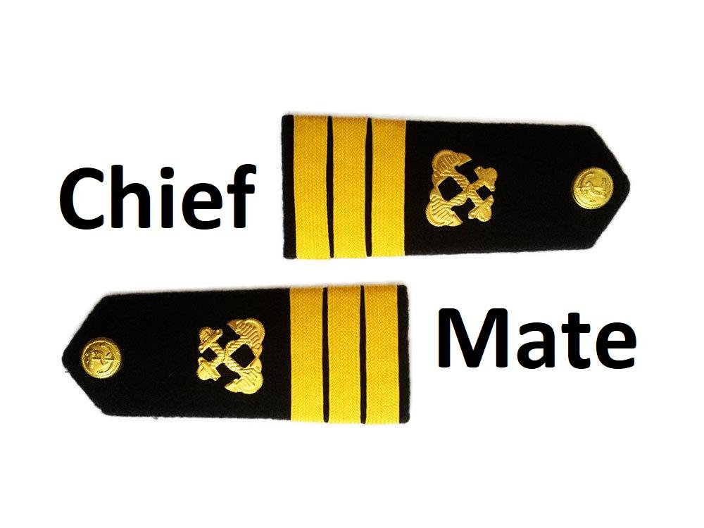 Bakit Kamote ang tawag natin kay chief mate