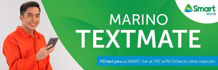 Smart Marino TextMate SIM card for seafarers working abroad