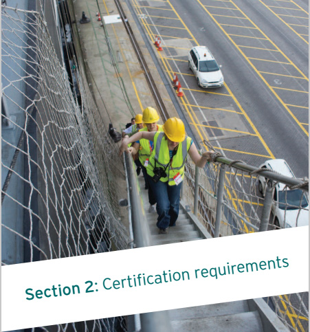 Certificate requirements From the book STCW: A Guide For Seafarers