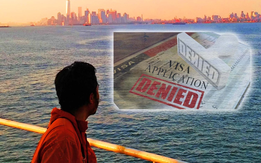 Learn From My Mistake: How I Failed My First US Visa Application as a Cadet
