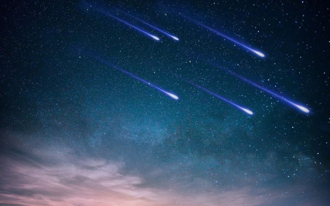 Best Watched At Sea: 60 Shooting Stars an Hour Perseid Meteor Shower