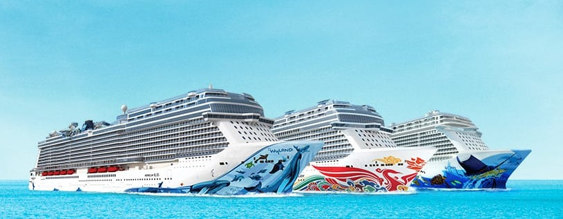 Cruise ships of Norwegian Cruise Lines