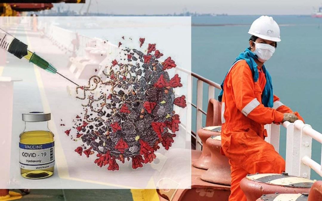 Seafarers Sailing in Europe Gets Free Covid-19 Vaccine