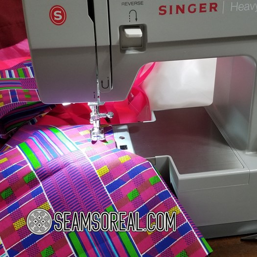 avoid stress when sewing