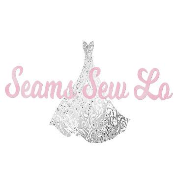Seams Sew Lo logo
