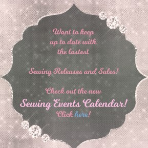 Sewing Events Calendar