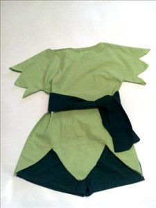 Peter Pan Halloween Costume Sewing Pattern