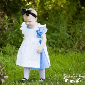 Storybook Dress Halloween Costume Sewing Pattern