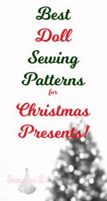 best Doll Sewing Patterns for Christmas Presents