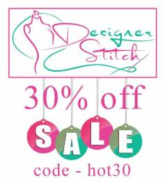 black friday sale desinger stitch